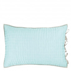 Designers Guild Chenevard Pebble & Duck Egg tyyny
