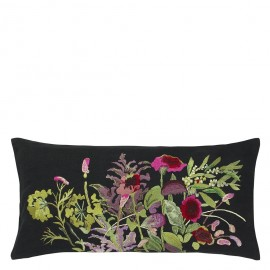 Designers Guild Indian Sunflower Graphite tyyny
