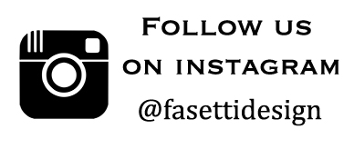 Follow fasetti on instagram